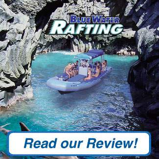 Blue Water Rafting Review