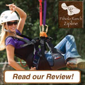 Piiholo Ranch Zipline Review