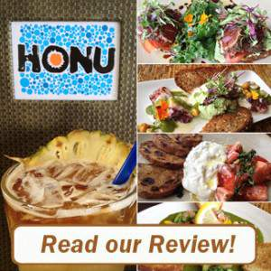 Honu Seafood & Pizza Review
