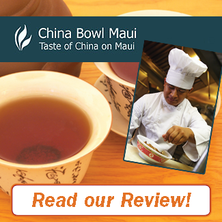 China Bowl Review