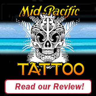 Mid-Pacific Tattoo Review