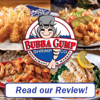 Bubba Gump Shrimp Co. Review
