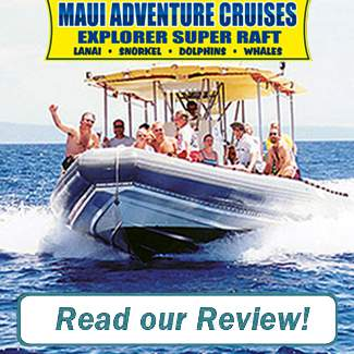 Maui Adventure Cruises Review