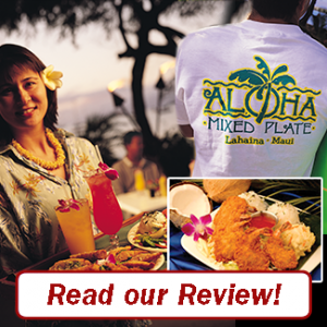 Aloha Mixed Plate Review