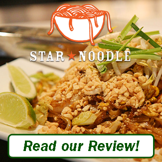 Star Noodle Review