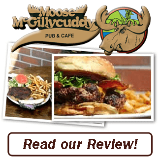 Moose McGillycuddy's Review