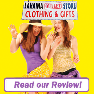 Lahaina Outlet Stores Review