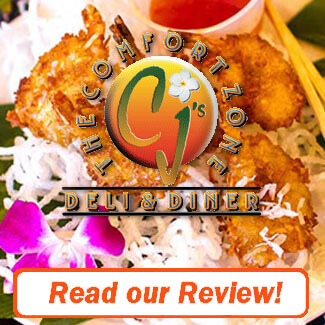 CJ's Deli & Diner Review