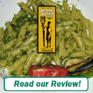 Penne Pasta Cafe' Review