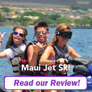 Pacific Jet Ski Maui Review