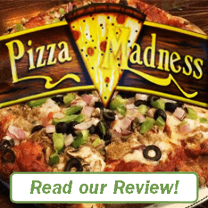 Pizza Madness Maui Review