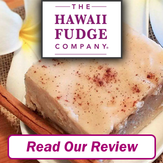 Hawaii Fudge Company Review
