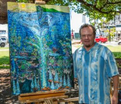 Lahaina Art Society Art Fair