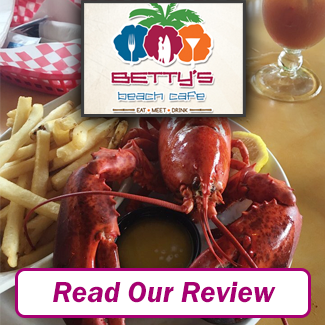 Betty's Beach Cafe Review