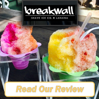 Breakwall Shave Ice Review