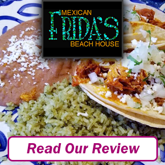 Frida's Mexican Beach House Review
