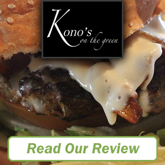 Kono's On The Green Review