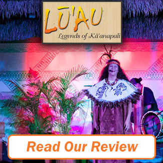 Legends of Kaanapali Luau Review