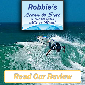 Robbie's Surf Lessons Review
